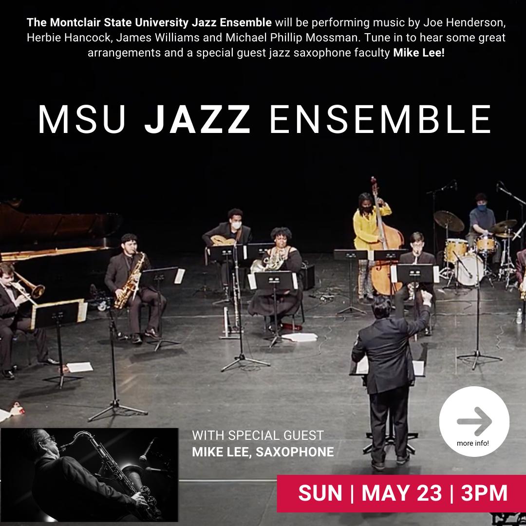 MSU Jazz Ensemble