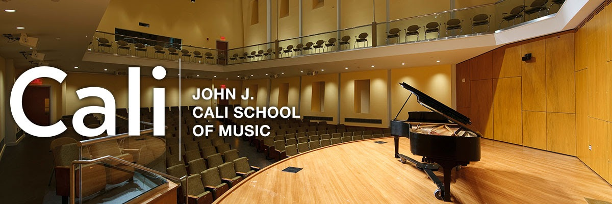 John J. Cali School of Music
