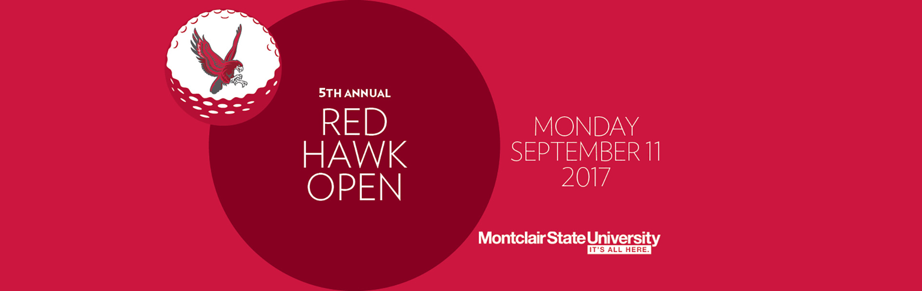 5th Annual Red Hawk Open