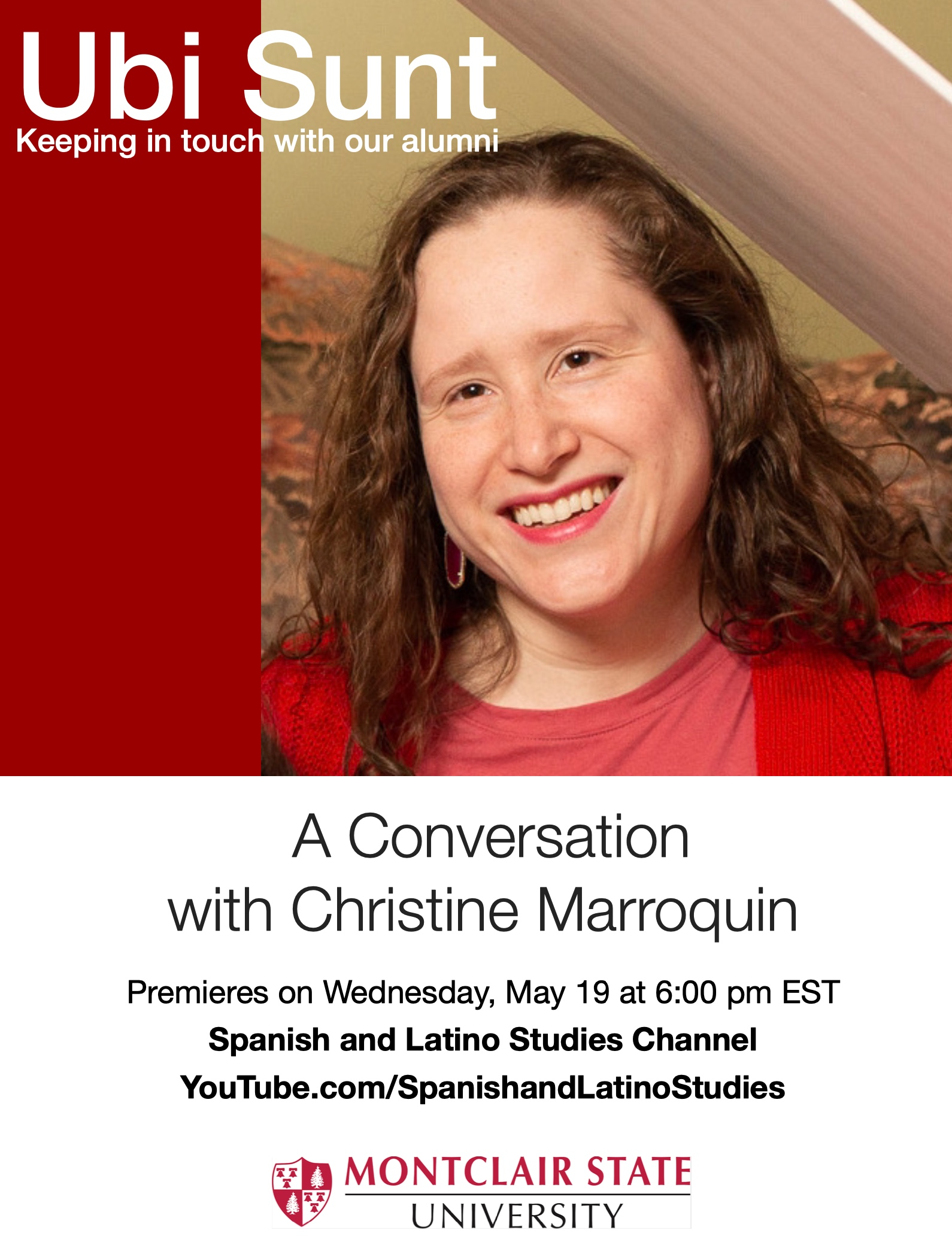 A Conversation with Christine Marroquin