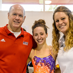 Swimming & diving alumni