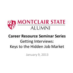Keys to the hidden job market
