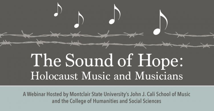 The Sound of Hope: Holocaust Music and Musicians Title