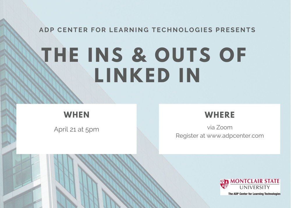 Ins & Outs of LinkedIn